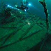 Wreck Divers TILTSHIFT