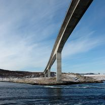 Saltstraumen Bridge