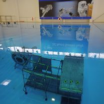 ESA Neutral Buoyancy Facility