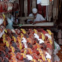 Shoemaker in Jeddah