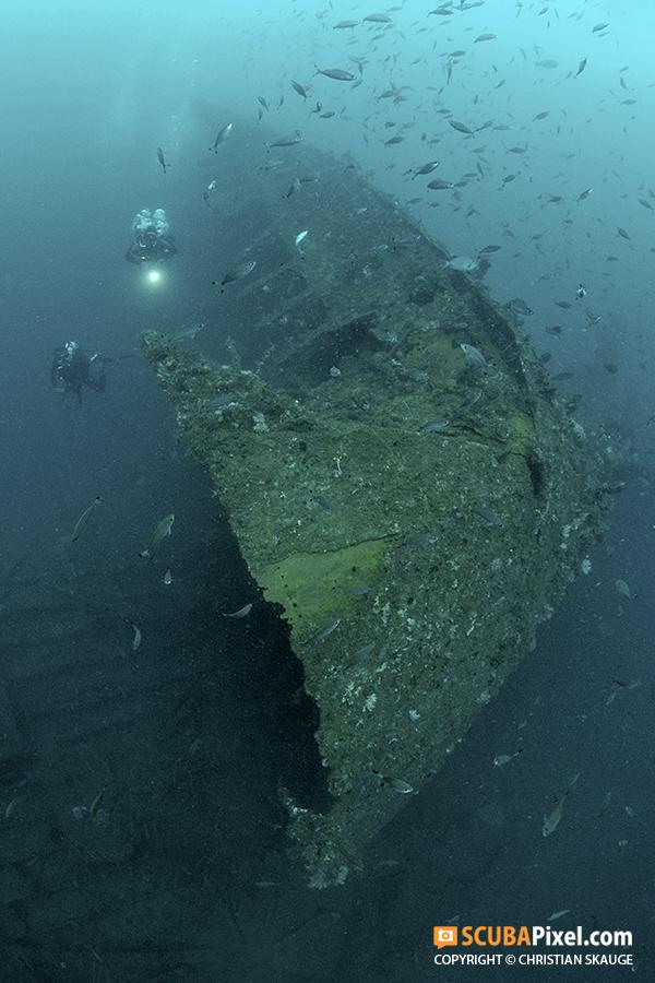 Mawali Wreck