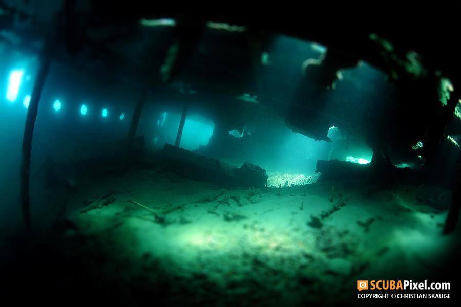 HMS Maori TILTSHIFT