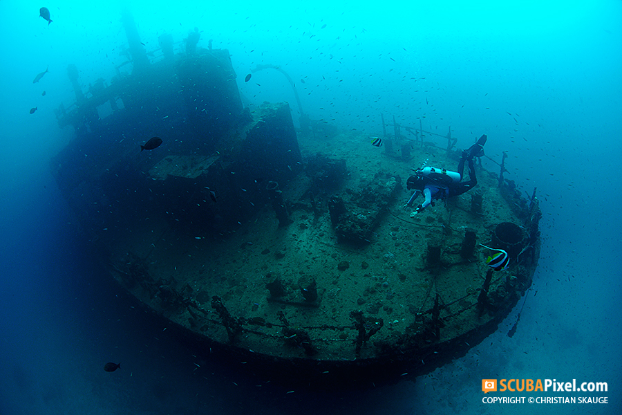 Macha Fushi Wreck