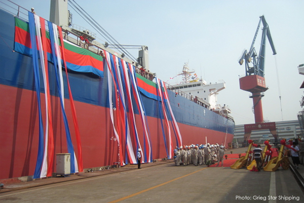 Grieg Star Shipping